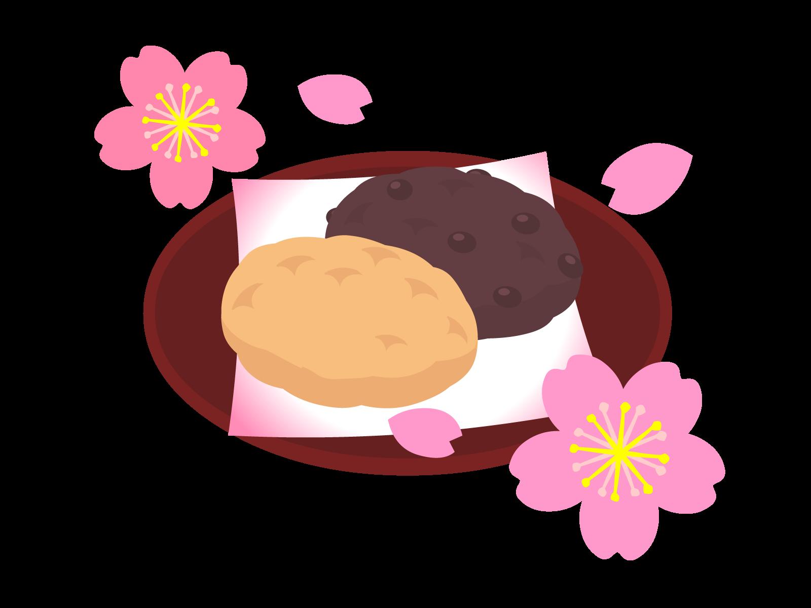牡丹餅 ぼたもち ぼた餅 おはぎ