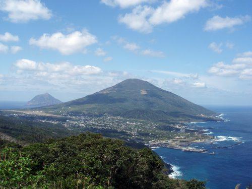 2006年3月 八丈島