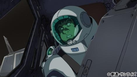 機動戦士ガンダム THE ORIGIN 誕生 赤い彗星 リュウ・ホセイ