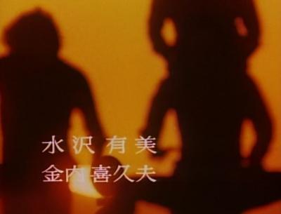 俺たちの旅 #29 金内喜久夫 クレジット