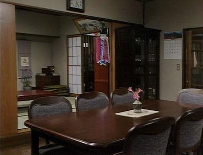 渡鬼第1シリーズ第28回。こどもの日に当時の孫たちが勢揃いした岡倉邸