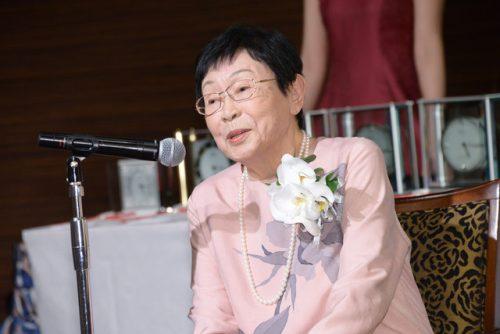 第27回橋田賞授賞式 橋田壽賀子 映画ナタリー