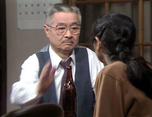 渡鬼第1シリーズ第20回。大吉→五月 ビンタ劇場4