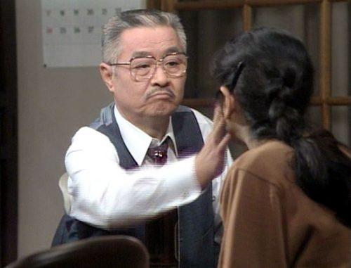 渡鬼第1シリーズ第20回。大吉→五月 ビンタ劇場5