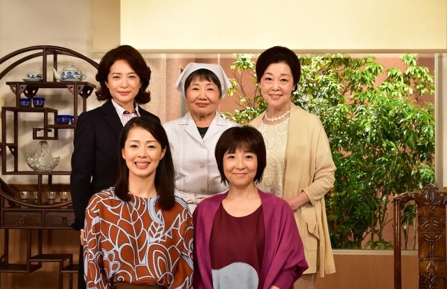 TBS公式渡鬼番宣 岡倉五姉妹